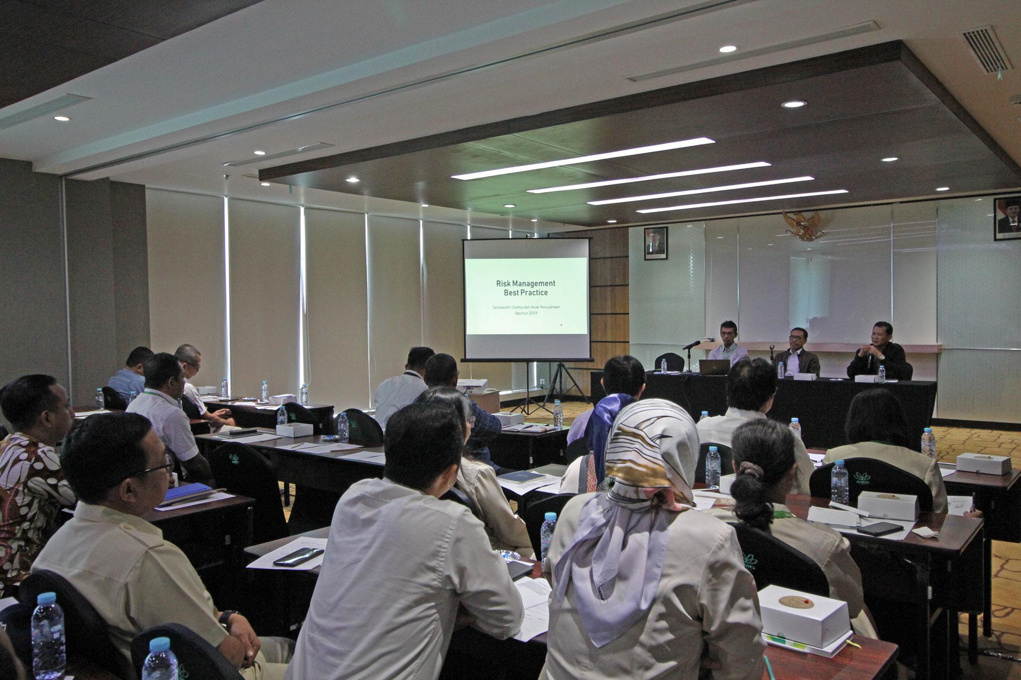 Workshop Risk Management Audit 09