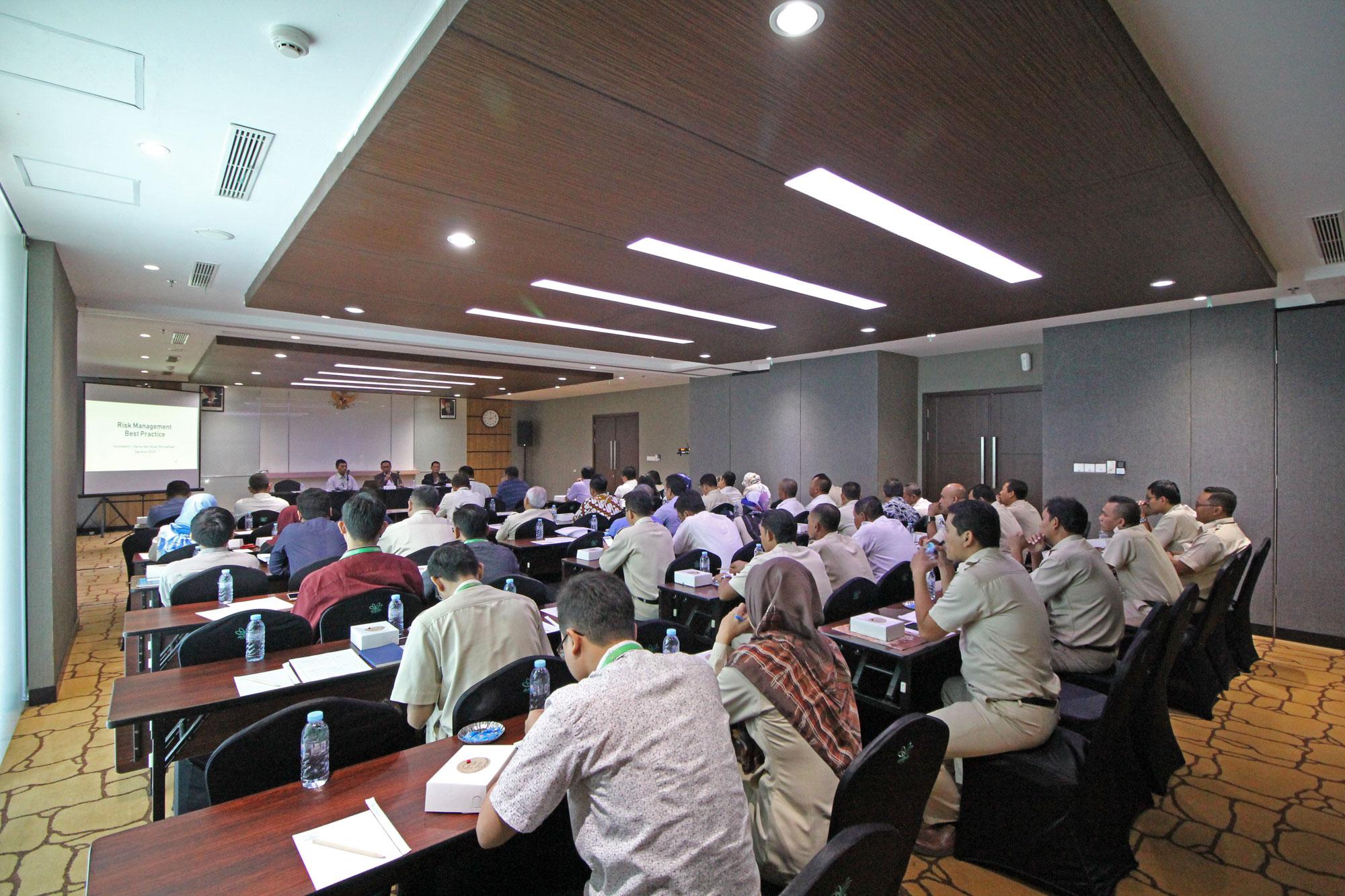 Workshop Risk Management Audit 10