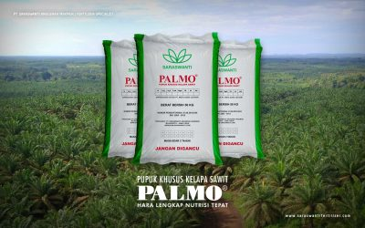 Palmo, Pupuk NPK Sesuai Di Lahan Marginal