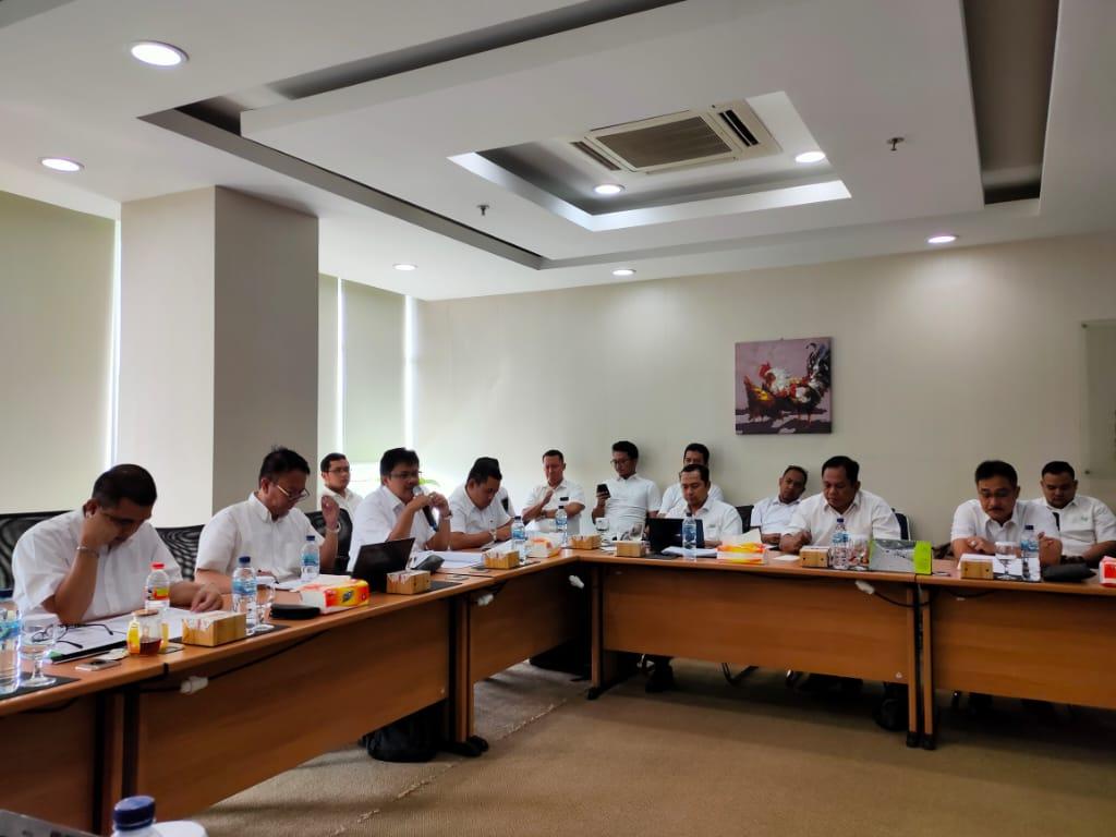 Rapat Evaluasi Kinerja Akhir Tahun 2019 06
