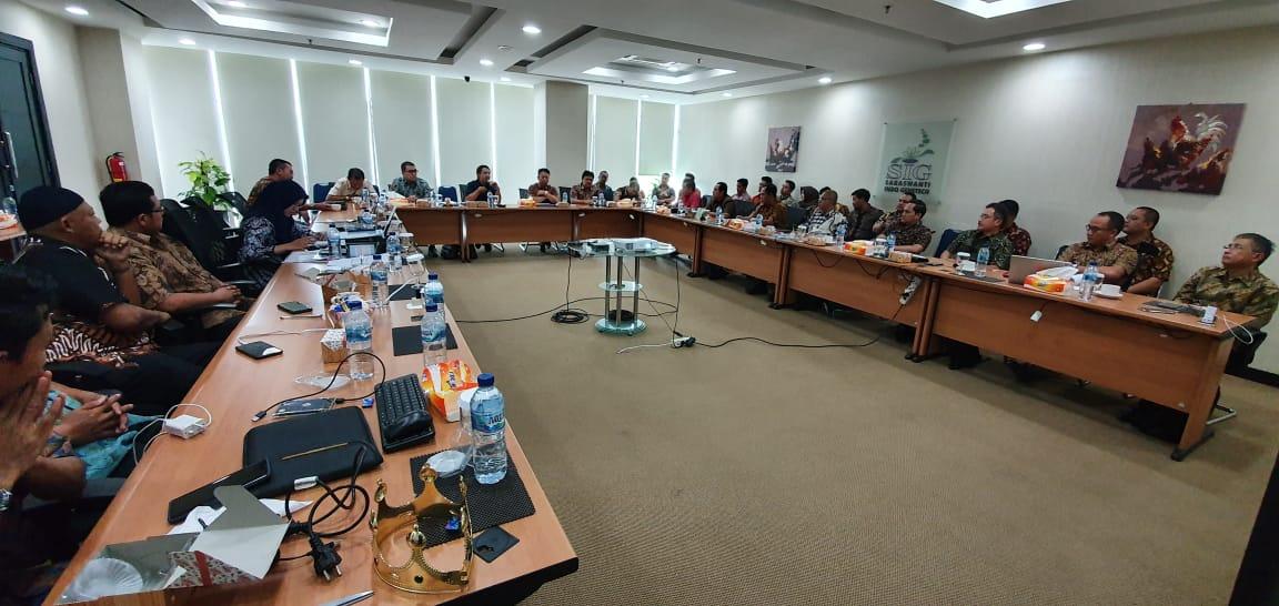 Rapat Evaluasi Kinerja Akhir Tahun 2019 12