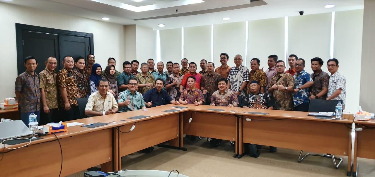 Rapat Evaluasi Kinerja Akhir Tahun 2019 15
