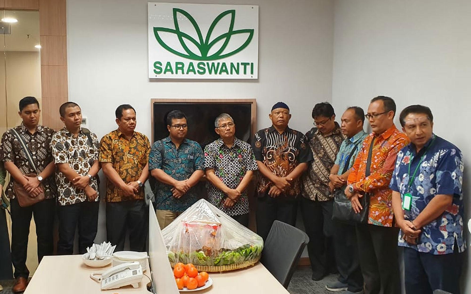 Peresmian Kantor SAM Jakarta Centennial Tower 10