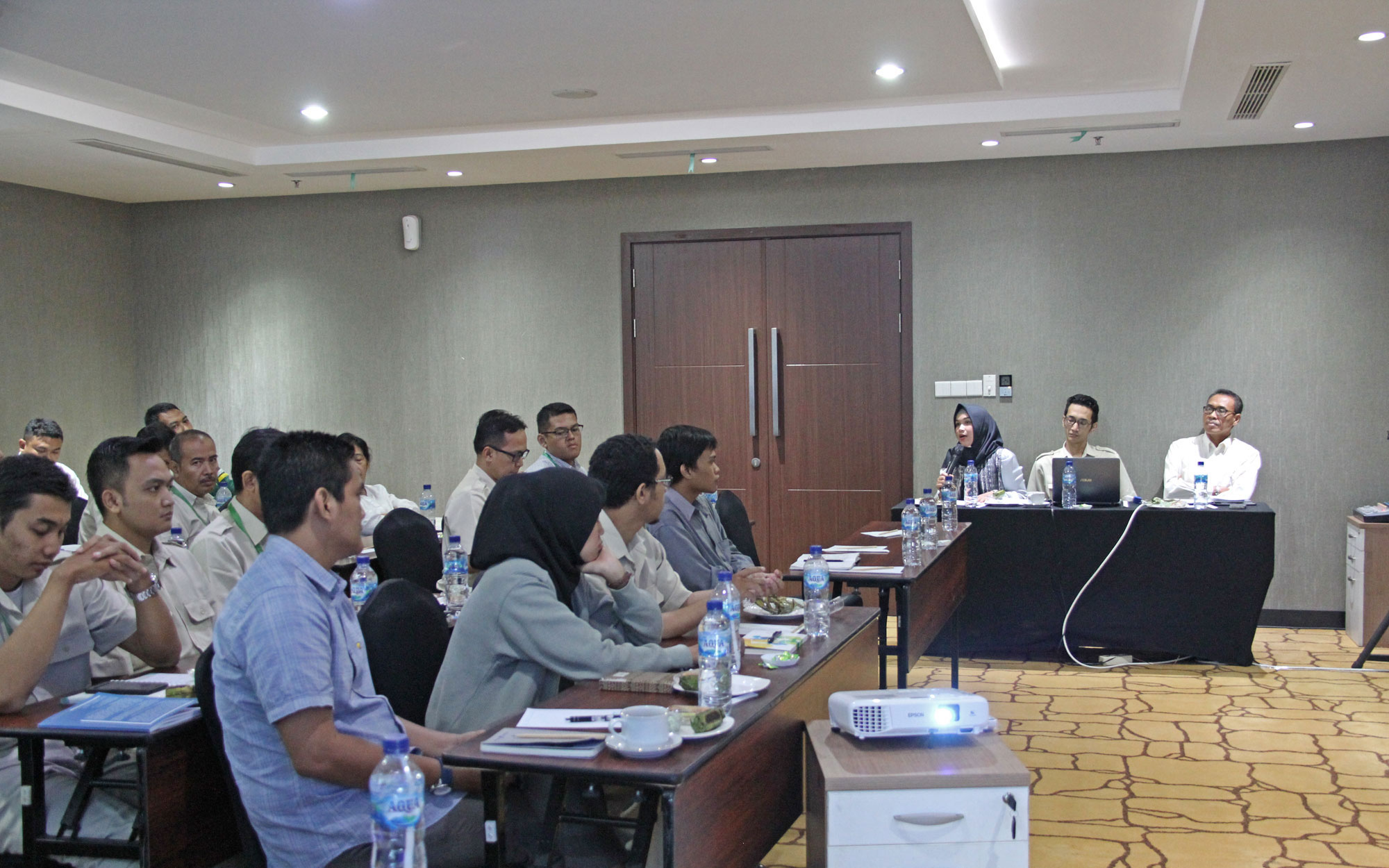 Sosialisasi Tax Planning Saraswanti Group