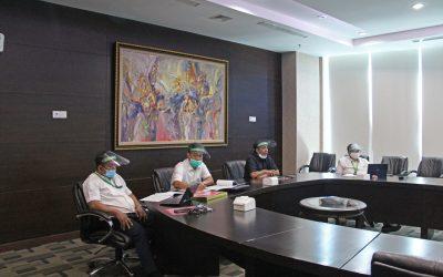 Rapat Evaluasi Kinerja Pemasaran Divisi Pupuk